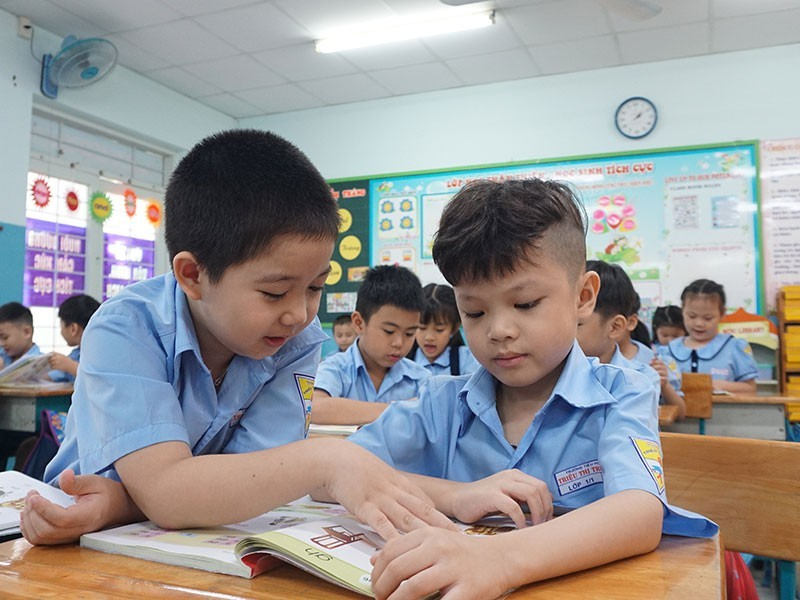 TP.HCM yêu cầu giáo viên rút kinh nghiệm sau mỗi tiết học - ảnh 1