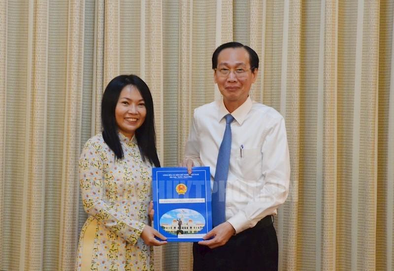 Trường ĐH Y khoa Phạm Ngọc Thạch có Phó hiệu trưởng mới - ảnh 1