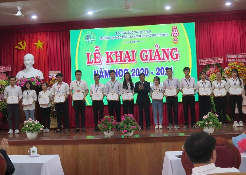 4 chương trình của Đại học Nông Lâm TP.HCM đạt chuẩn AUN - ảnh 2