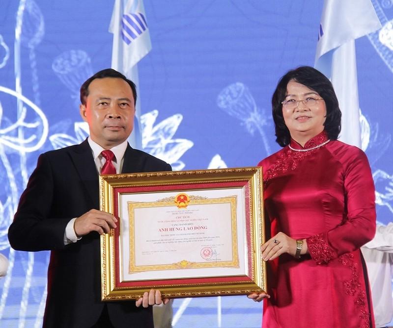 4 nhiệm vụ Phó chủ tịch nước giao ĐH Quốc gia TP.HCM thực hiện - ảnh 1