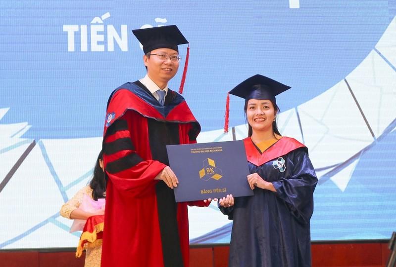 Nữ học viên tốt nghiệp cao học với điểm số 'khủng'  9,63 - ảnh 2