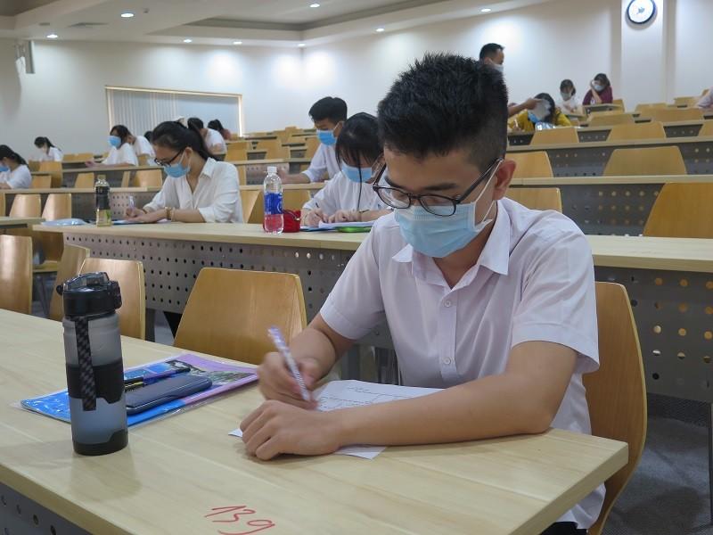 Bắt đầu đăng ký thi đánh giá năng lực của ĐH Quốc gia TP.HCM - ảnh 1