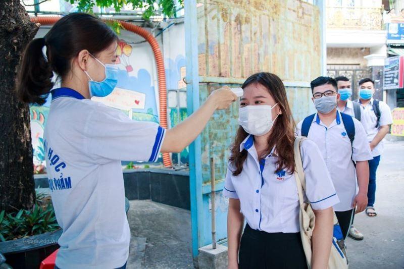 Thêm trường ĐH ở TP.HCM tạm dừng học tập trung đến ngày 8-3 - ảnh 1