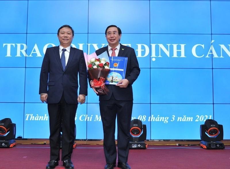 ĐH Y khoa Phạm Ngọc Thạch công bố Chủ tịch Hội đồng trường - ảnh 1