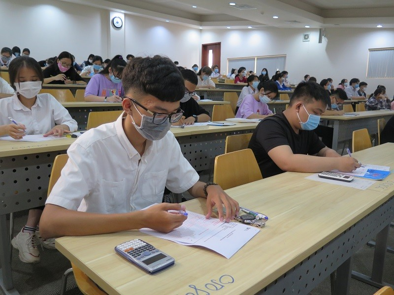 Nóng: Thủ khoa kỳ thi Đánh giá năng lực đợt 1 đạt 1.103 điểm - ảnh 2