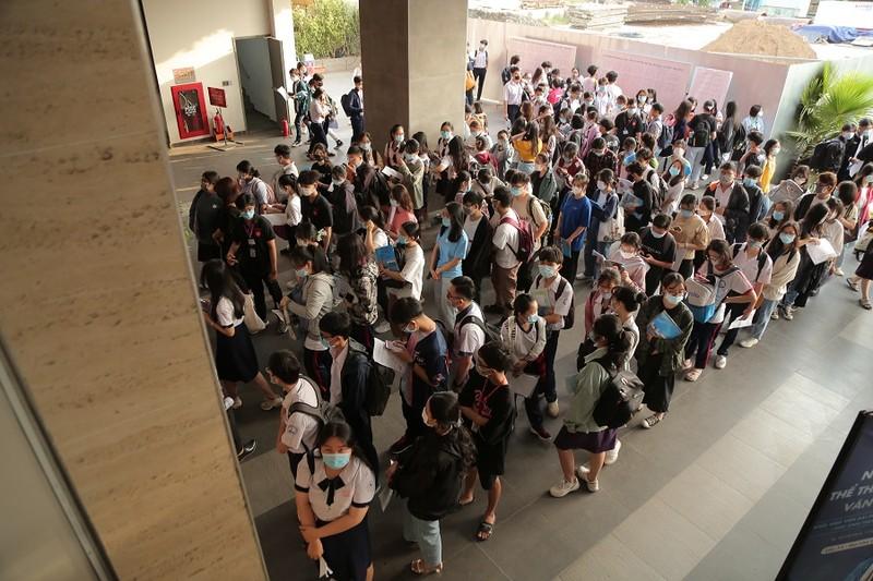 Thêm nhiều trường đại học công bố điểm sàn đánh giá năng lực - ảnh 1