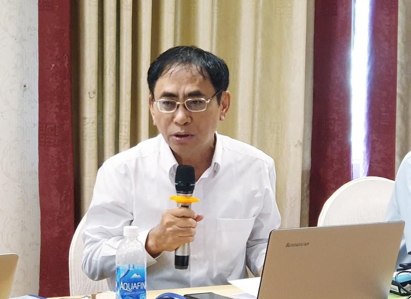 Nguyên Phó giám đốc ĐH Quốc gia TP.HCM đột ngột qua đời - ảnh 1