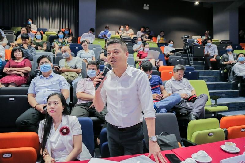 Trường ĐH Văn Lang lần đầu mở khóa đào tạo về chuyển đổi số - ảnh 1