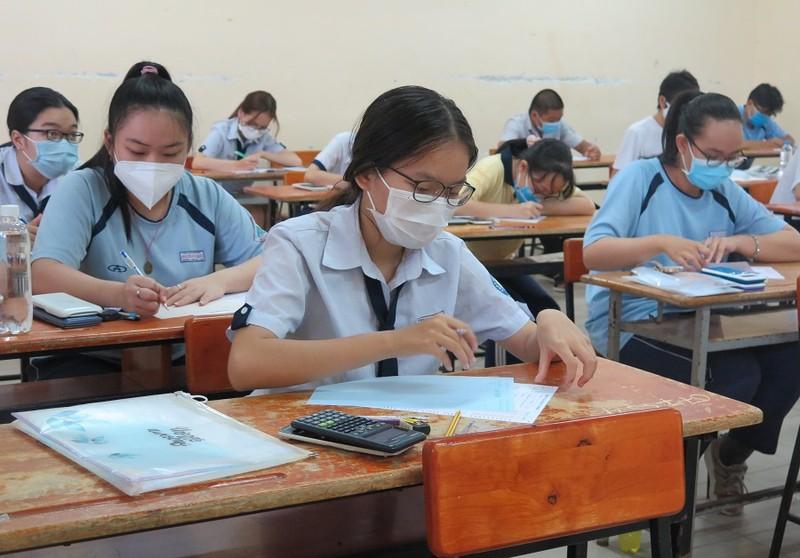 Từ ngày 29-8 đến 5-9, thí sinh bắt đầu điều chỉnh nguyện vọng xét tuyển ĐH-CĐ - ảnh 1