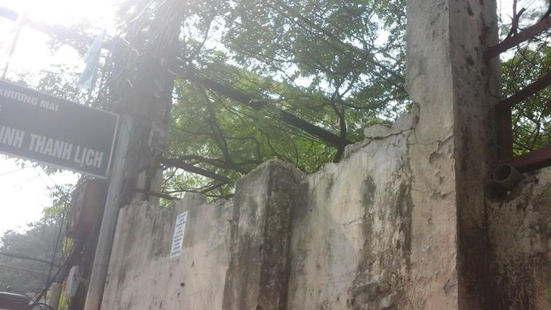 Sập tường trường mầm non, một người tử vong - ảnh 3