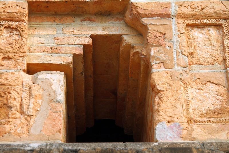 Tận mắt chiêm ngưỡng bảo tháp đẹp nhất xứ Bắc - ảnh 13