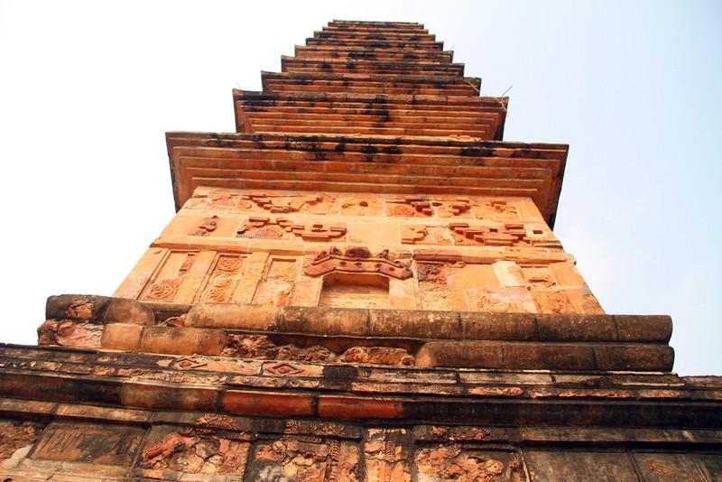 Tận mắt chiêm ngưỡng bảo tháp đẹp nhất xứ Bắc - ảnh 2