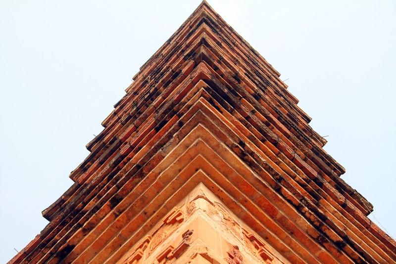 Tận mắt chiêm ngưỡng bảo tháp đẹp nhất xứ Bắc - ảnh 3