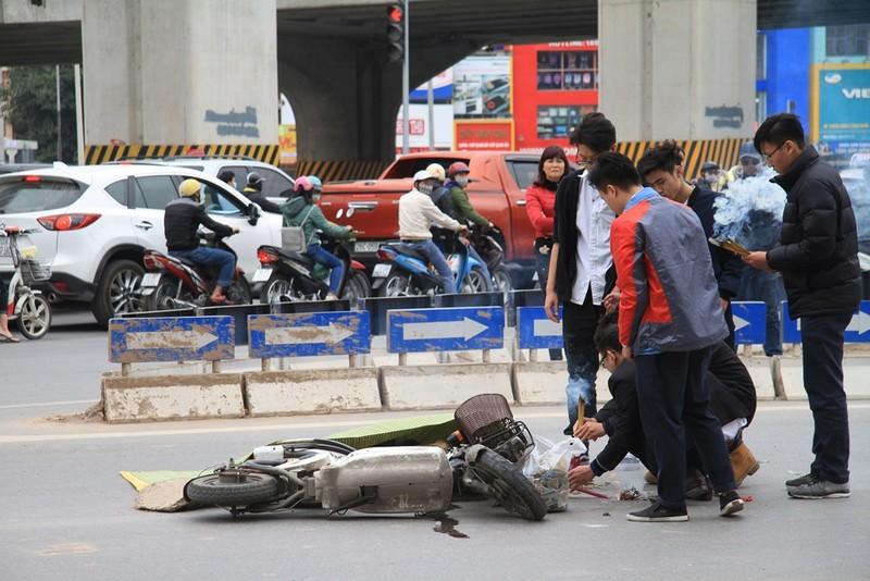 Nữ sinh lớp 12 chết thảm sau va chạm với xe bồn - ảnh 2