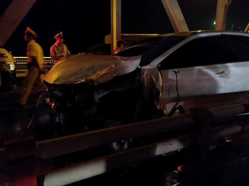 Tai nạn kinh hoàng trong đêm, 3 người tử vong tại chỗ - ảnh 1