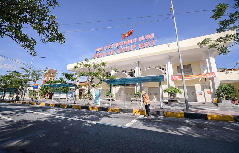 Hà Nội có thể mở lại 8 tuyến vận tải hành khách liên tỉnh  - ảnh 1