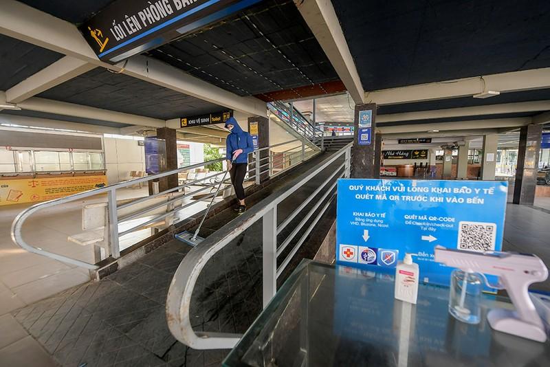 Hà Nội có thể mở lại 8 tuyến vận tải hành khách liên tỉnh  - ảnh 7
