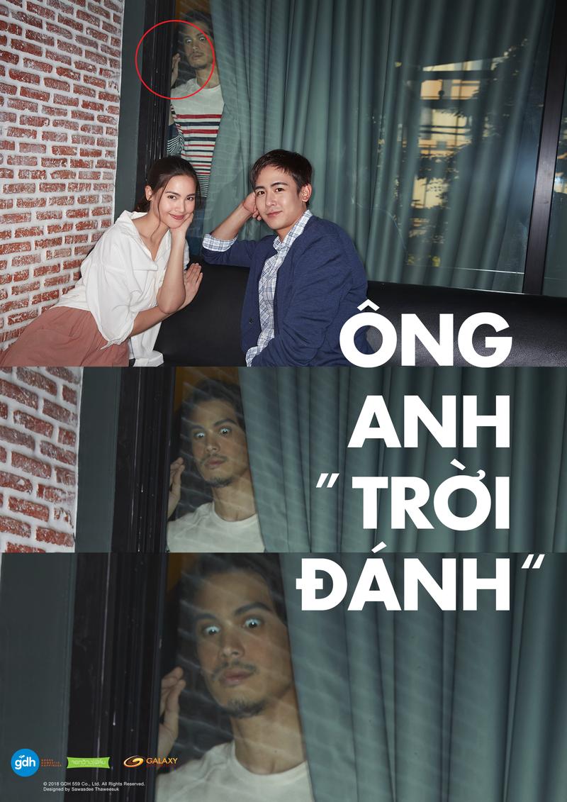 Sunny mang ba dòng máu Pháp, Singapore và Thái Lan - ảnh 3