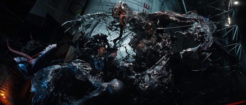 Kẻ phản anh hùng Venom ngày càng đáng sợ trong trailer mới - ảnh 7