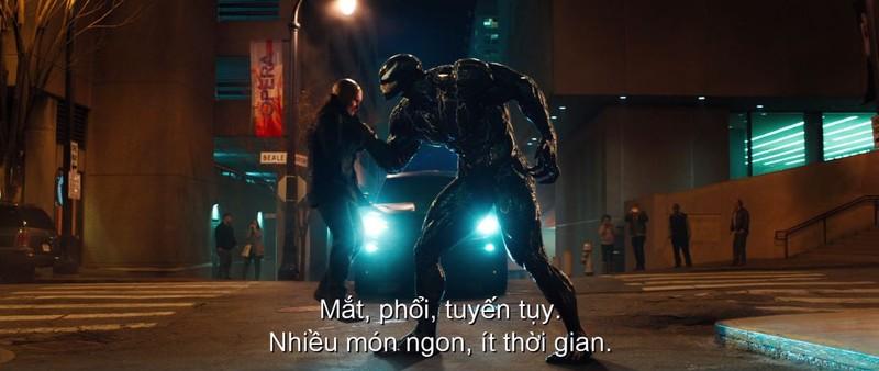 Kẻ phản anh hùng Venom ngày càng đáng sợ trong trailer mới - ảnh 5