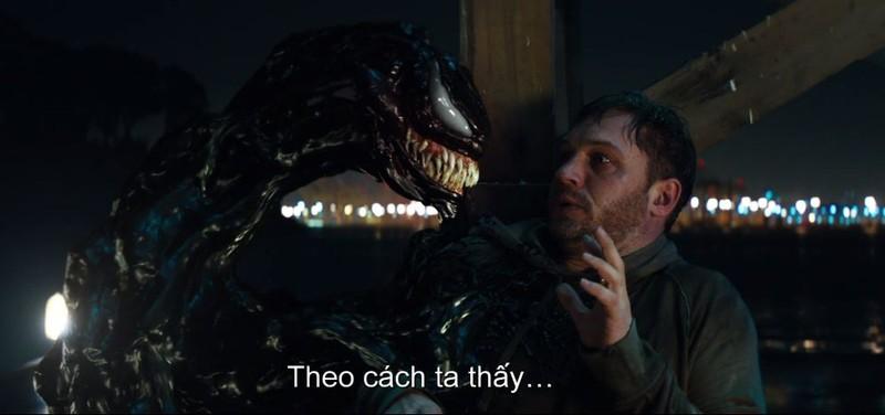 Kẻ phản anh hùng Venom ngày càng đáng sợ trong trailer mới - ảnh 1
