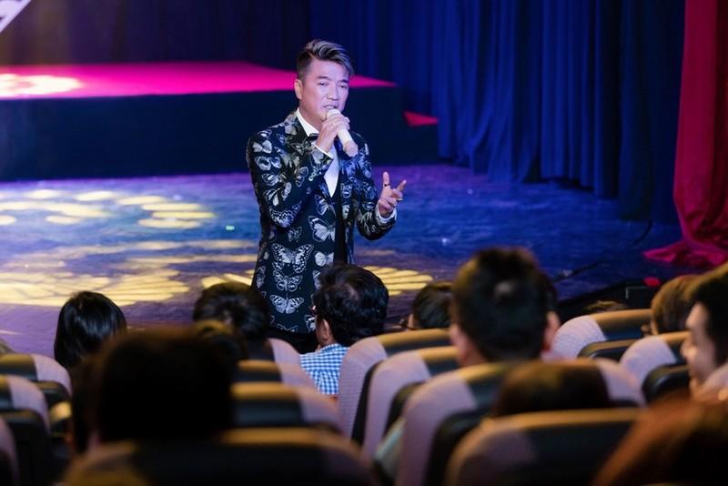 Minh Nhí ăn ý với Gia Bảo trong minishow 'Vẽ 1 nụ cười' - ảnh 16