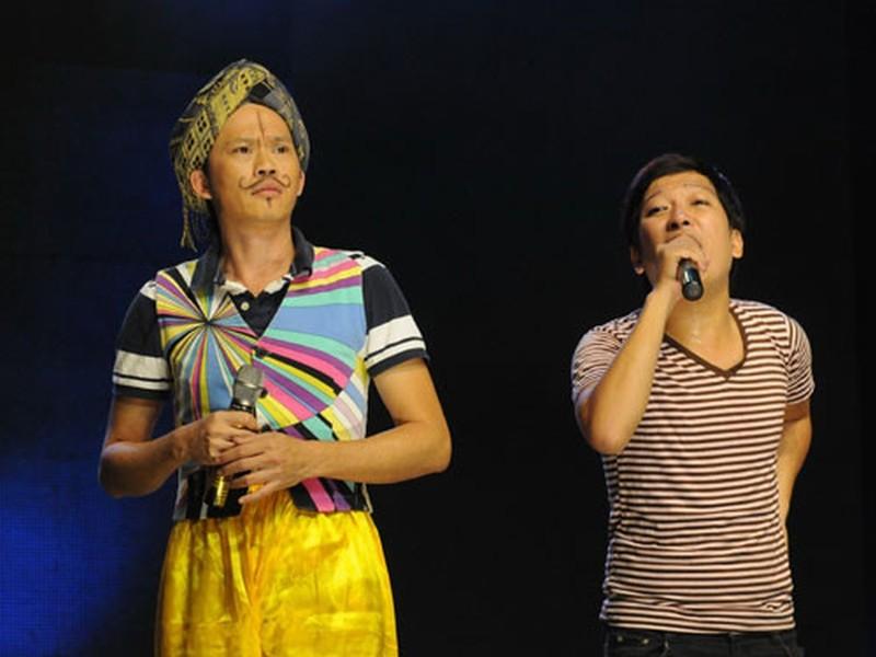 Minh Nhí ăn ý với Gia Bảo trong minishow 'Vẽ 1 nụ cười' - ảnh 1