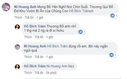 Sao Việt thương tiếc khi biết tin nghệ sĩ Bùi Cường qua đời - ảnh 4