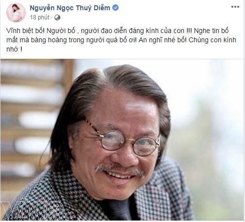 Sao Việt thương tiếc khi biết tin nghệ sĩ Bùi Cường qua đời - ảnh 11