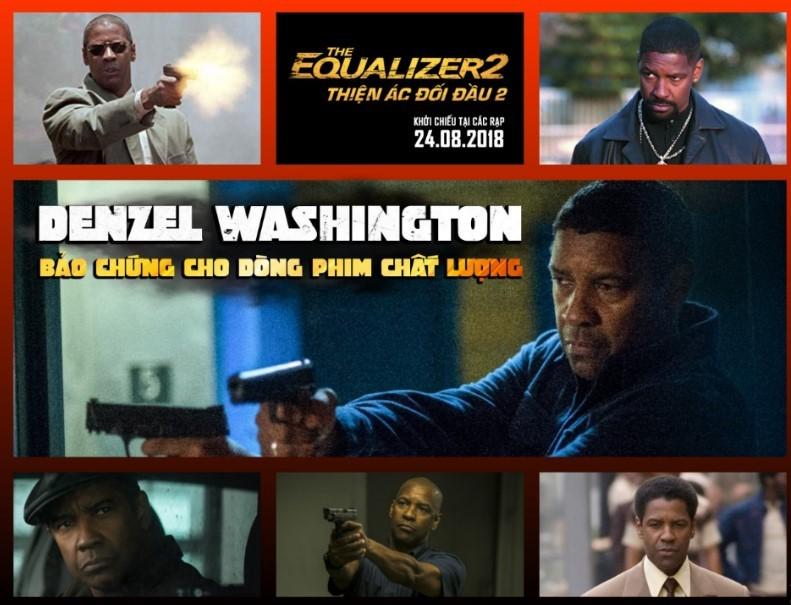 Denzel Washington niềm tự hào lớn nhất của Hollywood - ảnh 1