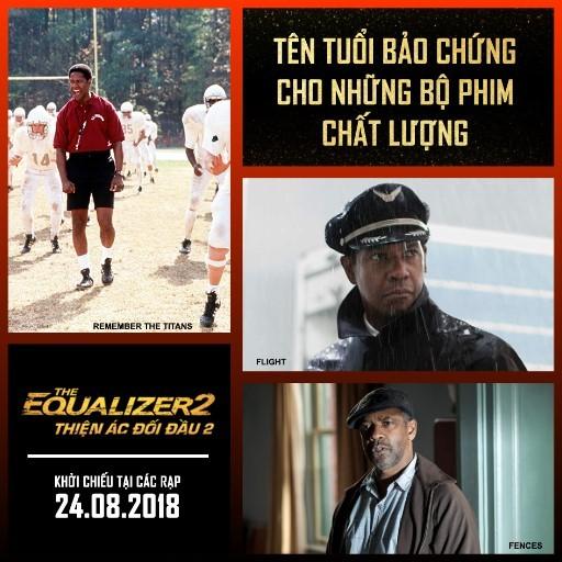 Denzel Washington niềm tự hào lớn nhất của Hollywood - ảnh 3