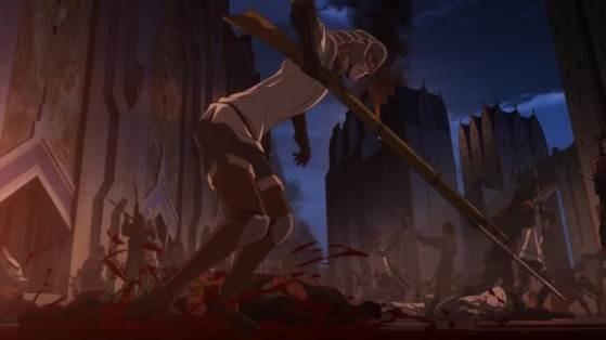 Maquia xuất hiện đoạn trailer cực hấp dẫn - ảnh 5