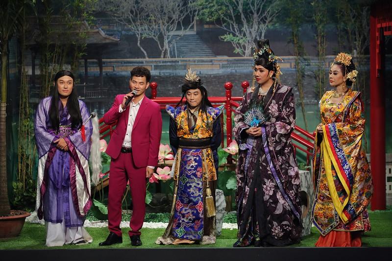 Lâm Khánh Chi chịu chơi trong 'Ơn giời cậu đây rồi'  - ảnh 2