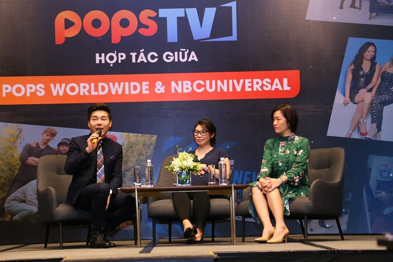 POPS TV phát sóng độc quyền chương trình của NBCUniversal - ảnh 1
