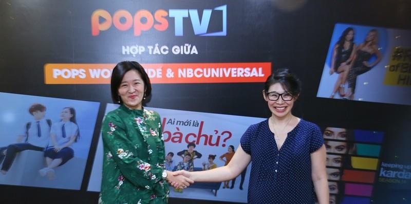 POPS TV phát sóng độc quyền chương trình của NBCUniversal - ảnh 2