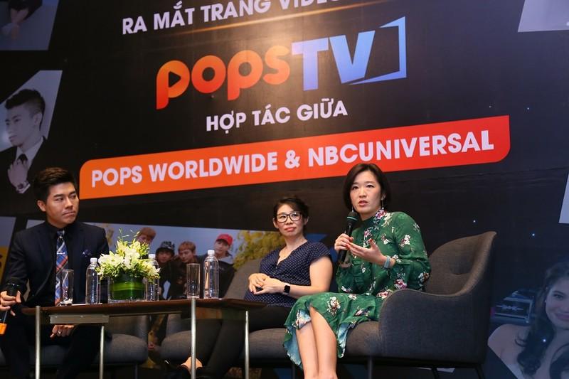 POPS TV phát sóng độc quyền chương trình của NBCUniversal - ảnh 3