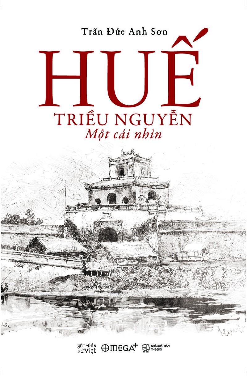 Ra mắt bộ sách về Huế của tác giả Trần Đức Anh Sơn - ảnh 2