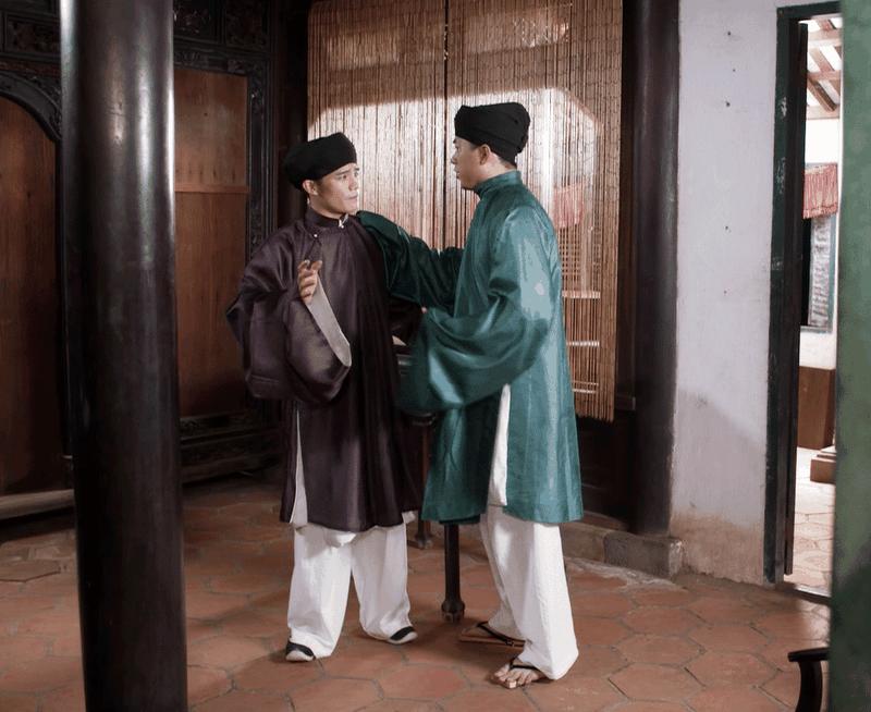 HTV3 làm mới loạt phim cổ tích Việt Nam 'Rồng rắn lên mây'  - ảnh 7