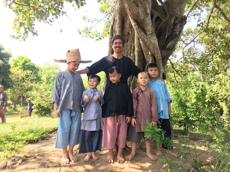 HTV3 làm mới loạt phim cổ tích Việt Nam 'Rồng rắn lên mây'  - ảnh 4