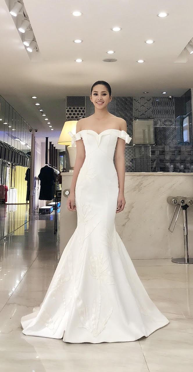 Hoa hậu Tiểu Vy xuất sắc lọt top 32 phần thi Top Model  - ảnh 2