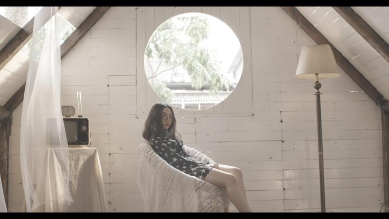 Ba nữ sinh tại Mỹ về Long Hải làm MV đẹp như phim Hàn  - ảnh 2