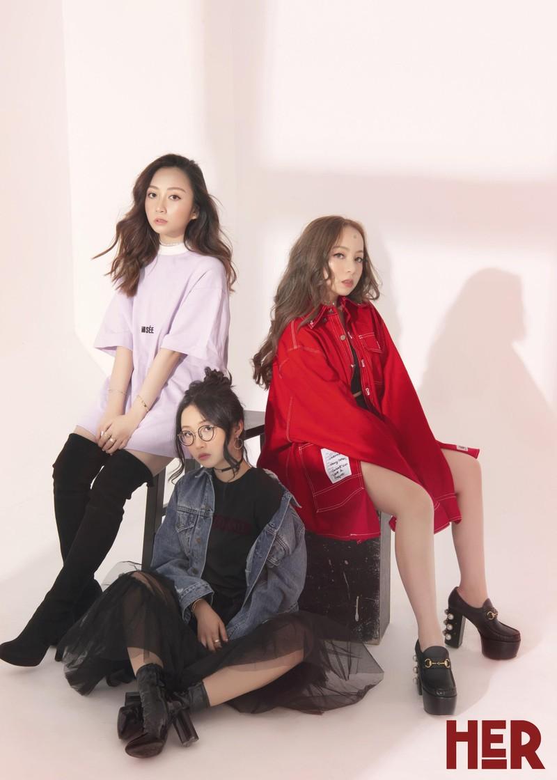 Ba nữ sinh tại Mỹ về Long Hải làm MV đẹp như phim Hàn  - ảnh 1