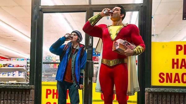 Shazam siêu anh hùng có thật sự gây nhiều dấu ấn? - ảnh 2