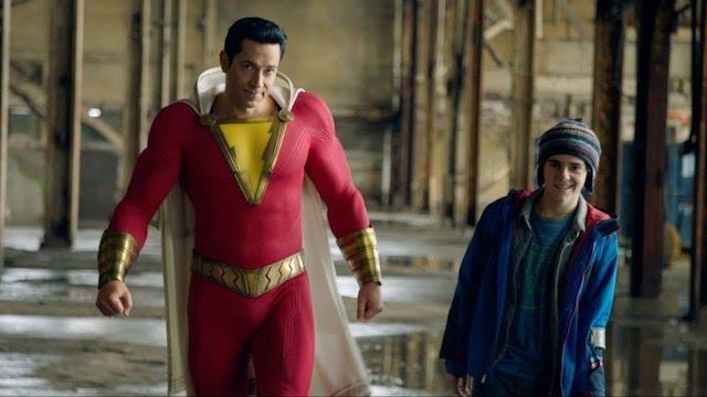 Shazam siêu anh hùng có thật sự gây nhiều dấu ấn? - ảnh 5