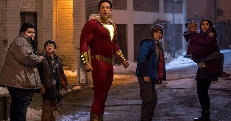Shazam siêu anh hùng có thật sự gây nhiều dấu ấn? - ảnh 3