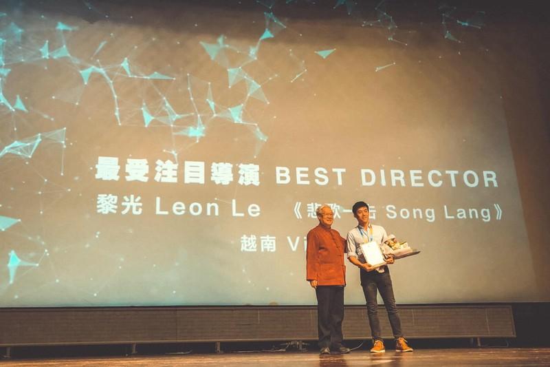 Đạo diễn phim 'Song Lang' thắng lớn tại Bắc Kinh - ảnh 1