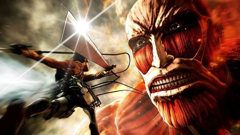 Series anime 'Đại chiến người khổng lồ' trở lại - ảnh 2