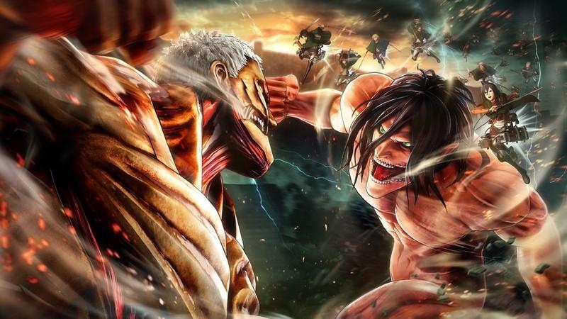 Series anime 'Đại chiến người khổng lồ' trở lại - ảnh 1