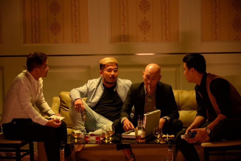 Phim Việt Nam đầu tiên về đề tài bài bạc bịp - ảnh 1