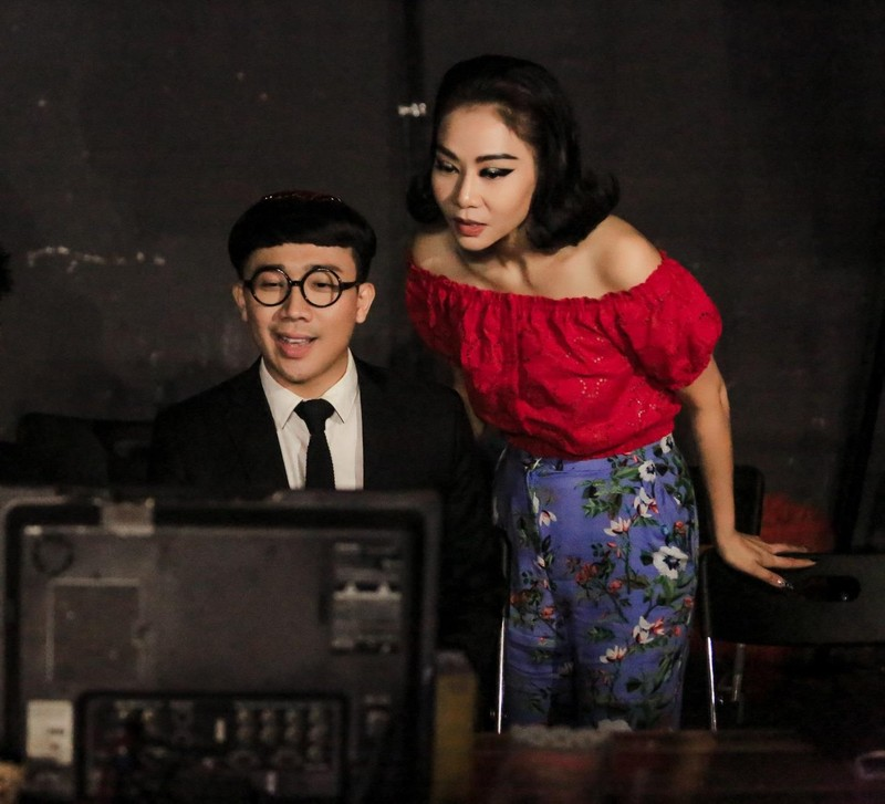 Trấn Thành 'lật mặt' Thu Minh chơi Facebook 'không giống ai' - ảnh 3